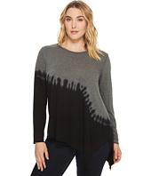 Karen Kane Plus - Plus Size Tie-Dye Sweater