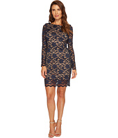 Karen Kane - Long Sleeve Lace Dress