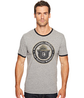 Lucky Brand - Smokey the Bear Ringer Tee