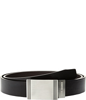 Steve Madden - 32mm Classic Plaque Reversible Belt