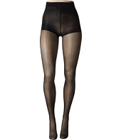 Calvin Klein - Shimmer Mesh Grid Tights with Control Top