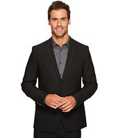 Calvin Klein - Slim Fit Two-Button Notch Lapel Fine Cord Stripe Bi-Stretch Jacket
