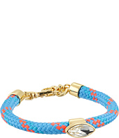 Rebecca Minkoff - Climbing Rope Bracelet with Stone