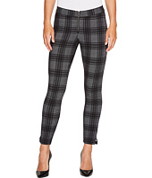 HUE - Plaid Loafer Skimmer