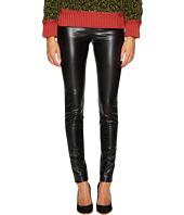 M Missoni - Faux Leather Leggings