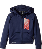 Nike Kids - Therma Full Zip Hoodie (Toddler)