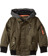 Urban Republic Kids - Hooded Flight Jacket (Toddler)
