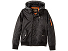 Hooded Flight Jacket (Little Kids/Big Kids)