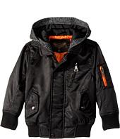 Urban Republic Kids - Hooded Flight Jacket (Toddler)