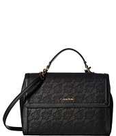 Calvin Klein - Printed Lace Satchel