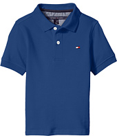 Tommy Hilfiger Kids - Ivy Stretch Pique Polo (Toddler/Little Kids)
