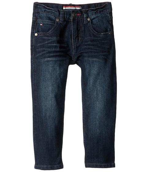 Tommy Hilfiger Kids Revolution Stretch Jeans in Kent (Big Kids)