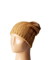 Hat Attack - Rib Slouchy with Pom