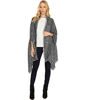 Hat Attack - Basket Weave Poncho