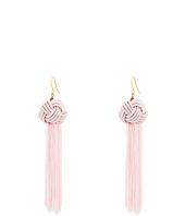 Vanessa Mooney - Astrid Knotted Tassel Earrings