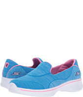SKECHERS KIDS - Go Walk 4 Speedy Sports 81136L (Little Kid/Big Kid)