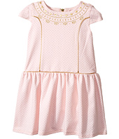 Us Angels - Cap Sleeve Princess Bodice Drop Waist Dress (Toddler/Little Kids)