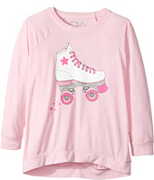 Chaser Kids - Vintage Jersey Long Sleeve Raglan T-Shirt (Little Kids/Big Kids)