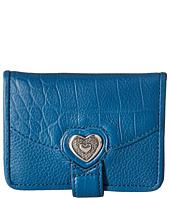 Brighton - Belisimo Heart Small Wallet