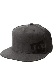 DC - Heard Ya 2 Snapback Hat