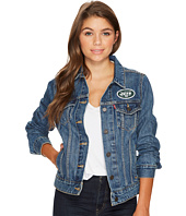 Levi's® Womens - NY Jets Sport Denim Trucker