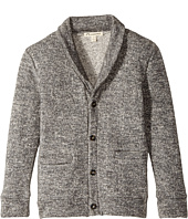 Appaman Kids - Soft Knit Shelby Shawl Collar Cardigan (Toddler/Little Kids/Big Kids)