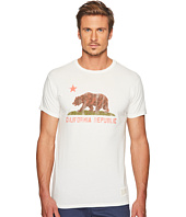 The Original Retro Brand - Vintage Cotton California Bear Tee