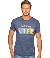 The Original Retro Brand - The Game of Life Short Sleeve Heathered Tee