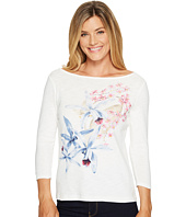 Tommy Bahama - Orchid You Not 3/4 Sleeve Tee