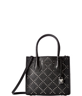 MICHAEL Michael Kors - Mercer Stud & Grommet Medium Messenger