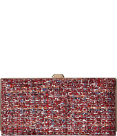 Lodis Accessories - Tweetable Tweed RFID Quinn Clutch Wallet