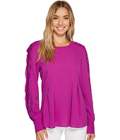 Tahari by ASL - Long Sleeve Blouse