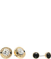 GUESS - Stud and Logo Button Stud Set