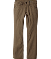 Volcom Kids - Vorta Five-Pocket Slub Pants (Big Kids)