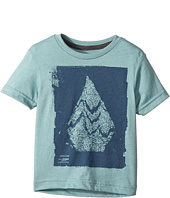 Volcom Kids - Disruption Short Sleeve Tee (Toddler/Little Kids)
