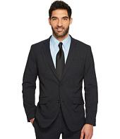 Perry Ellis - Slim Fit Subtle Pinstripe Suit Jacket