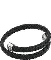 Alex and Ani - Leather Wrap Bracelet