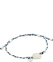 Alex and Ani - Precious Threads Snowflake Cornflower Braid Bracelet