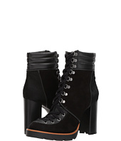 Massimo Matteo - Lace-Up Heel Bootie