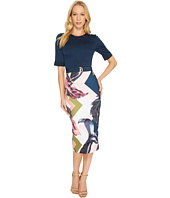 Ted Baker - Casiew Eden Block Bodycon Dress