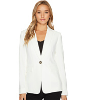 Tahari by ASL - Long Sleeve One-Button Jacket