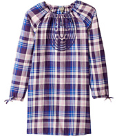 Lucky Brand Kids - Sarah Yarn-Dyed Plaid Dress (Big Kids)