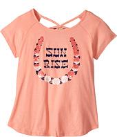 Lucky Brand Kids - Riley Sun Rise Graphic Tee (Big Kids)