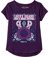 Lucky Brand Kids - Jamie Graphic Tee (Big Kids)