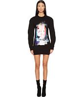 Versus Versace - Sportivo Felpa Donna Printed Sweater Dress