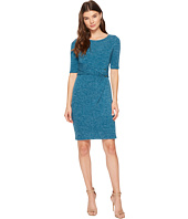 Ellen Tracy - Sweater Dress with Hardware Detail At The Waist