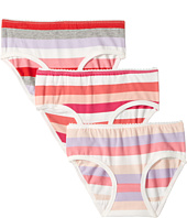 Toobydoo - Star of Stripes 3-Pack Underwear Gift Box (Infant/Toddler/Little Kids/Big Kids)