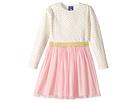 Sweet Stars Tulle Party Dress (Infant/Toddler/Little Kids/Big Kids)
