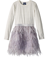 Toobydoo - Feather Skirt Party Dress (Toddler/Little Kids/Big Kids)