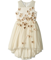 Nanette Lepore Kids - Butterfly Embroidered Tulle Dress (Little Kids/Big Kids)